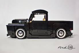 lego ideas ford f 100 1 18