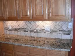 Installing Ceramic Tile Backsplash In Kitchen by White Ceramic Tile Kitchen Backsplash Home Improvement Design