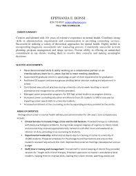 sample health worker resume 381 best free sample resume