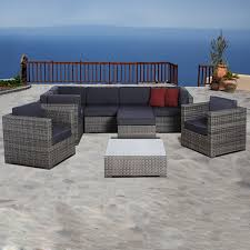 Outdoor All Weather Wicker Furniture by Red Wicker Furniture Promotion Shop For Promotional Red Wicker