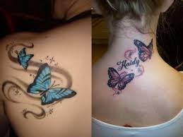 butterfly tattoos for fungur com tattoos