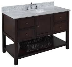 new yorker bath vanity transitional bathroom vanities and sink