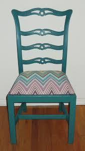 Wooden Chairs For Living Room Refurbished Vintage Teal Painted Wooden Chair 180 00 Via Etsy