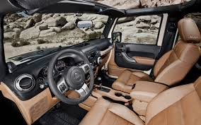 2011 Wrangler 2011 New York Jeep Unveils Mojave Trim As Late Year 2011 Upgrade