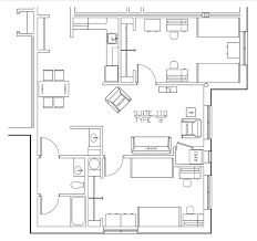 residence hall floor plans western technical college