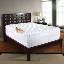 hypoallergenic memory foam mattress pads u0026 toppers bed u0026 bath