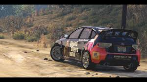 subaru impreza wrx 2017 rally subaru impreza wrx sti yeardley diamond racing livery gta5 mods com