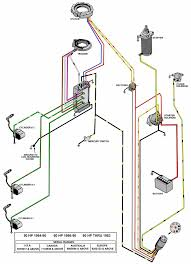 mercury outboard wiring diagrams in ignition switch diagram