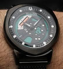 bulova accutron ii alpha watch hands on review ablogtowatch