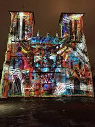 san fernando cathedral light show san fernando cathedral light show by xavier de richemont san