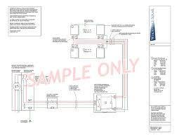 wiring diagram for 3 port motorised valve concer biz