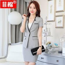 buy women wear skirt suits interview dress suit suit business
