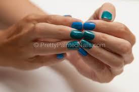 alternate bright spring nail polish colors water based nail polish
