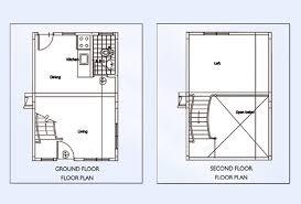 Security Floor Plan Floor Plan Guard House Design Homes
