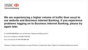 si e social hsbc hsbc banking outage shows its lack of cloud smarts