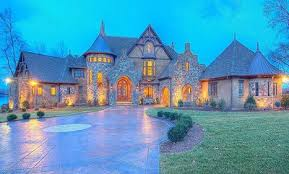 french country estate grand french country estate house plan 93077el architectural