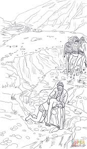 download coloring pages good samaritan coloring page free