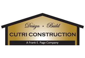 home and design logo partners in building your vision cutri construction frank e page