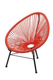 replica kids acapulco chair orange baby robertson pinterest