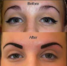 eyeliner tattoo cost eyebrow tattoos cost pen pros cons aftercare before after