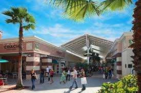 Map Of Premium Outlets Orlando by Shopping Tour