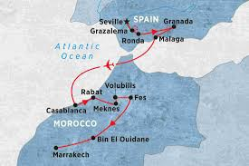 Map Of Malaga Spain by Best Spain Tours Travel U0026 Trips 2017 18 Peregrine Adventures Au