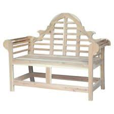 Solid Wood Benches Solid Wood Patio U0026 Garden Benches Ebay