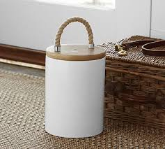 pottery canisters kitchen kitchen canister pottery barn