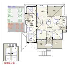 custom home plans and prices blueberry ash sloping house plans free custom home design