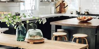 how to clean matte black cupboards 11 black kitchen cabinet ideas for 2020 black kitchen