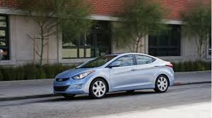 gas mileage for a hyundai elantra sales of small cars boost average gas mileage for 2011 so far