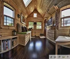 small mobile house design wooden home