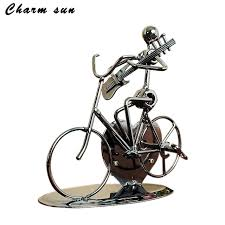 Cycling Home Decor Creative Gifts Musicians Cycling Metal Crafts Home Decor