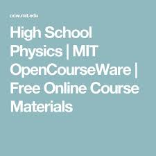 online pe class high school best 25 online physics course ideas on physics online