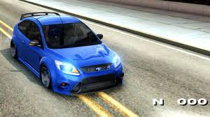 Focus Rs 2009 2009 Ford Focus Rs Gta San Andreas Youtube