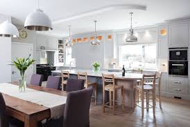 Designer Fitted Kitchens by Hand Painted Contemporary Styled Kitchen