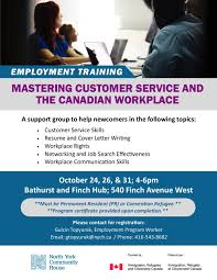 Resume And Job Search Services by Program Board U2014 North York Community House