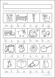 printable kindergarten worksheets free grammar review