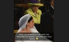 Purple Wedding Meme - a salty ex an eager pageboy and disney wedding dress hilarious