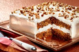 shortcut carrot cake recipe as in all good carrot cake fresh