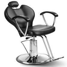 Reclining Makeup Chair Reclining Styling Chair Salon U0026 Spa Equipment Ebay