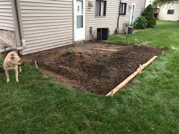 tips simple deck plans build free standing deck ground level deck