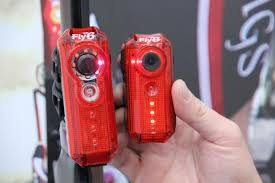 fly bike light camera fly6 rear facing camera and led now smaller brighter and higher