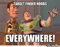 Meme Finder - target finder by drummerry meme center