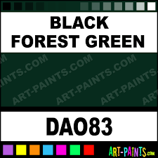 forest green color code black forest green americana acrylic paints dao83 black forest