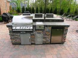 prefabricated outdoor kitchen islands modular outdoor kitchens prefab outdoor kitchen grill islands