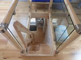 lovable access stairs design space saver stairs can be a great way