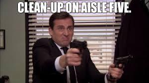 the office isms michael scott memes