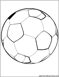 football ball coloring pages getcoloringpages com