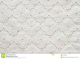 background of white embroidered fabrics royalty free stock photo